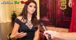 المغربية مريم سعيد تكشف عن علاقتها بسعد لمجرد و تعترف -أنا لم أحسن اختيار شريك حياتي