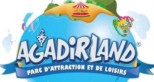 Agadir Land parc attractions à Agadir - Maroc