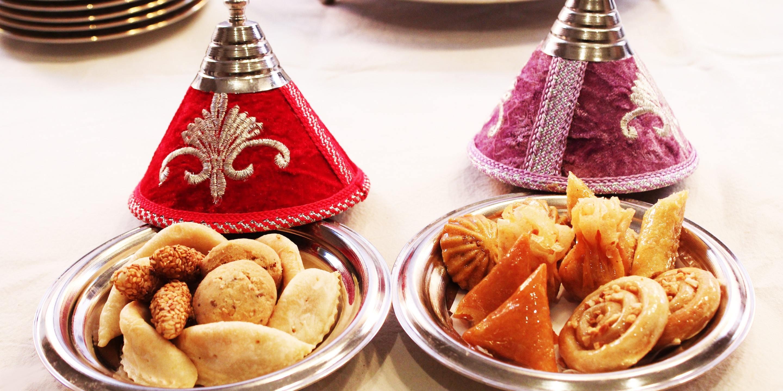 Gateaux-marocains