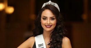 Hind Sdassi Miss Maghreb 2016