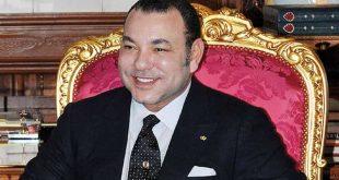Roi du Maroc Mohamed VI