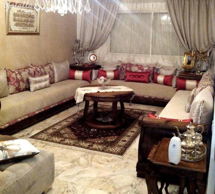 Salon maghribi assil صالونات مغربية