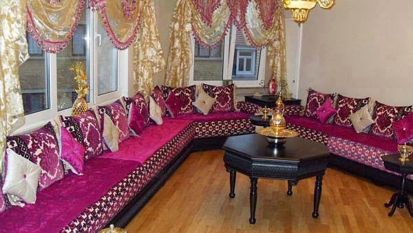Salon maghribi classic صالونات مغربية