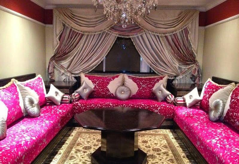 salon maghribi - Salon du maroc