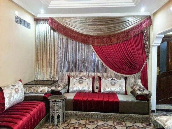 salon maghribi - Salon marocain