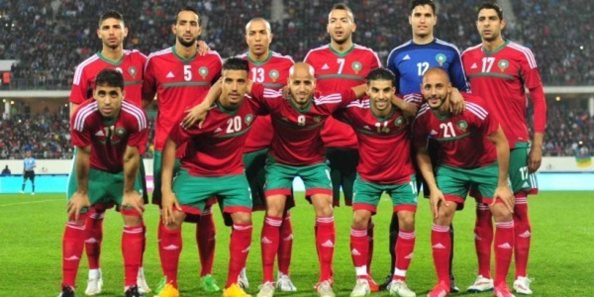 quelles sont les équipes que le maroc va affronter à la coupe du monde 2018