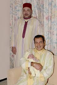 Le prince moulay rachid,est papa