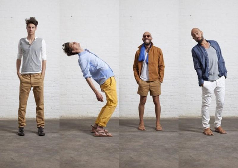 Mode homme : Tendance été 2016