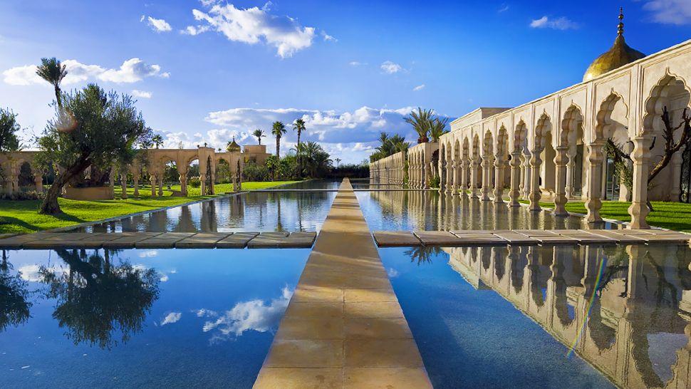 Été : 5 meilleures hôtels au Maroc