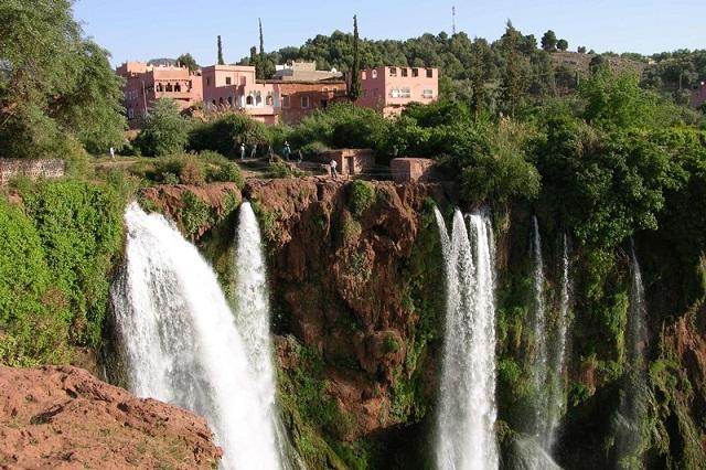 Maroc: meilleures cascades