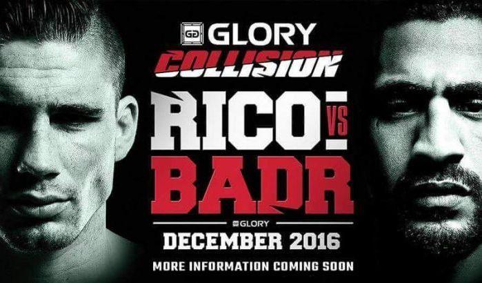 Le prochain combat du Badr hari est pour le 10 décembre