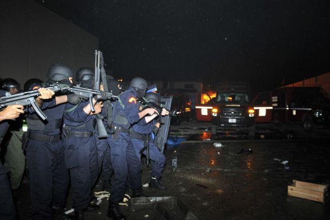 Tentatives d'évasion à la prison d'Oukacha