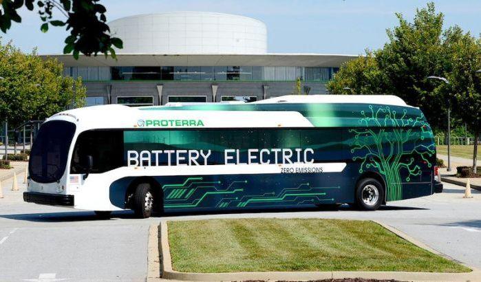 Tanger : Une usine que pour les voitures et les bus électriques