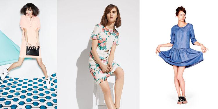 Mode Femme : Tendance été 2016