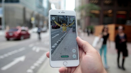 Le nouveau jeu : Pokemon Go