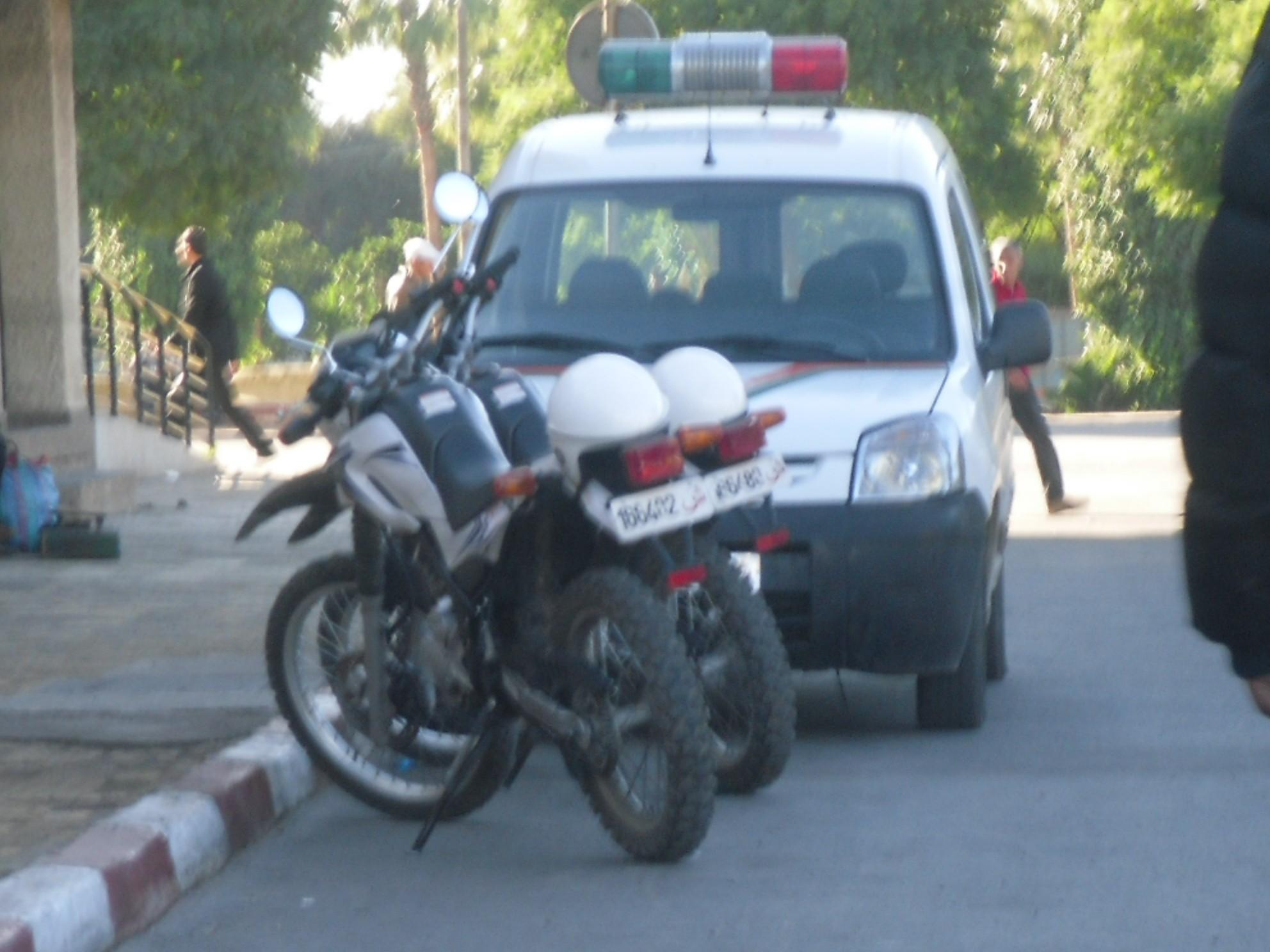 Maroc : Un homme percuté par une moto de police
