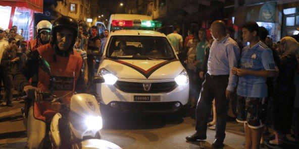 Casablanca: L'effondrement d'une immeuble fait 19 blessés et un mort