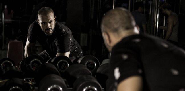 Badr Hari, se prépare pour son combat ( photos )