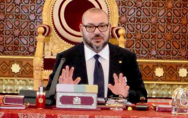 Un New Look pour le Roi du Maroc
