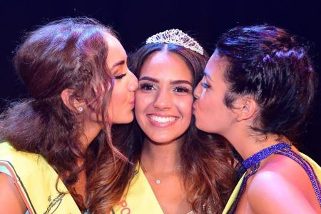 Miss Belgique pourrait être la marocaine : Myriam Sahili