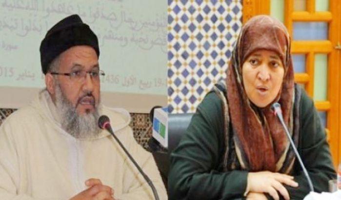 Le mariage des amants du PJD , n'a pas été accepté par la justice marocaine