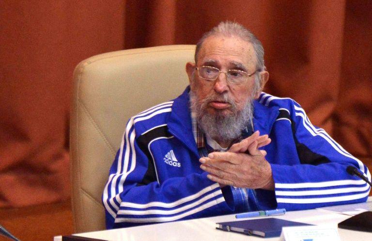 La mort du père de Fidel Castro