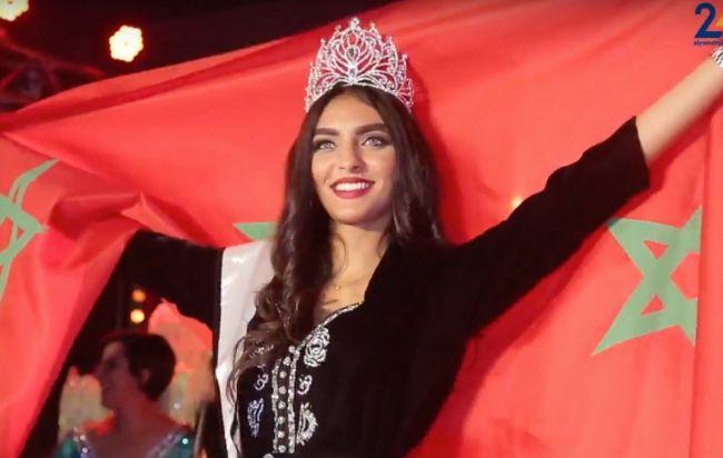 La nouvelle Miss Maroc en photos et vidéos