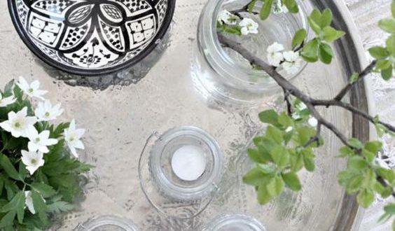 10 idées de décoration moderne avec une touche Marocaine ( photos )