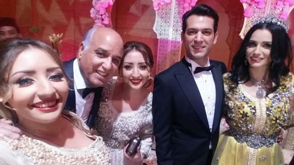 Momo Bousfiha, Abderrahim Souiri, Douzi, et aujourd\u0027hui on partage avec  vous en exclusivité la soirée d\u0027hier, comme si vous étiez au Mariage.